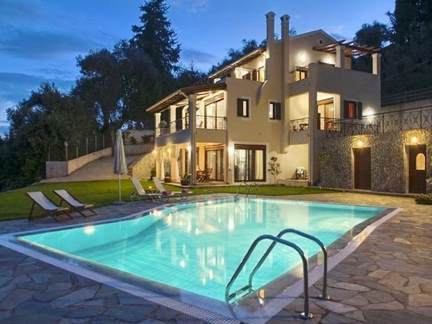 Villa in Kontokali, Greece 1