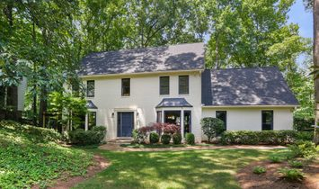 Stunning Top To Bottom Renovation In Inside The Perimeter Sandy Springs