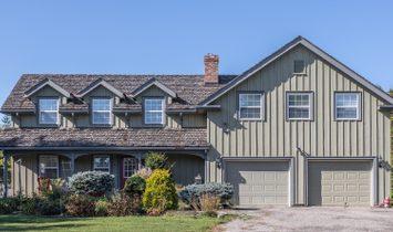 House in Kleinburg, Ontario, Canada