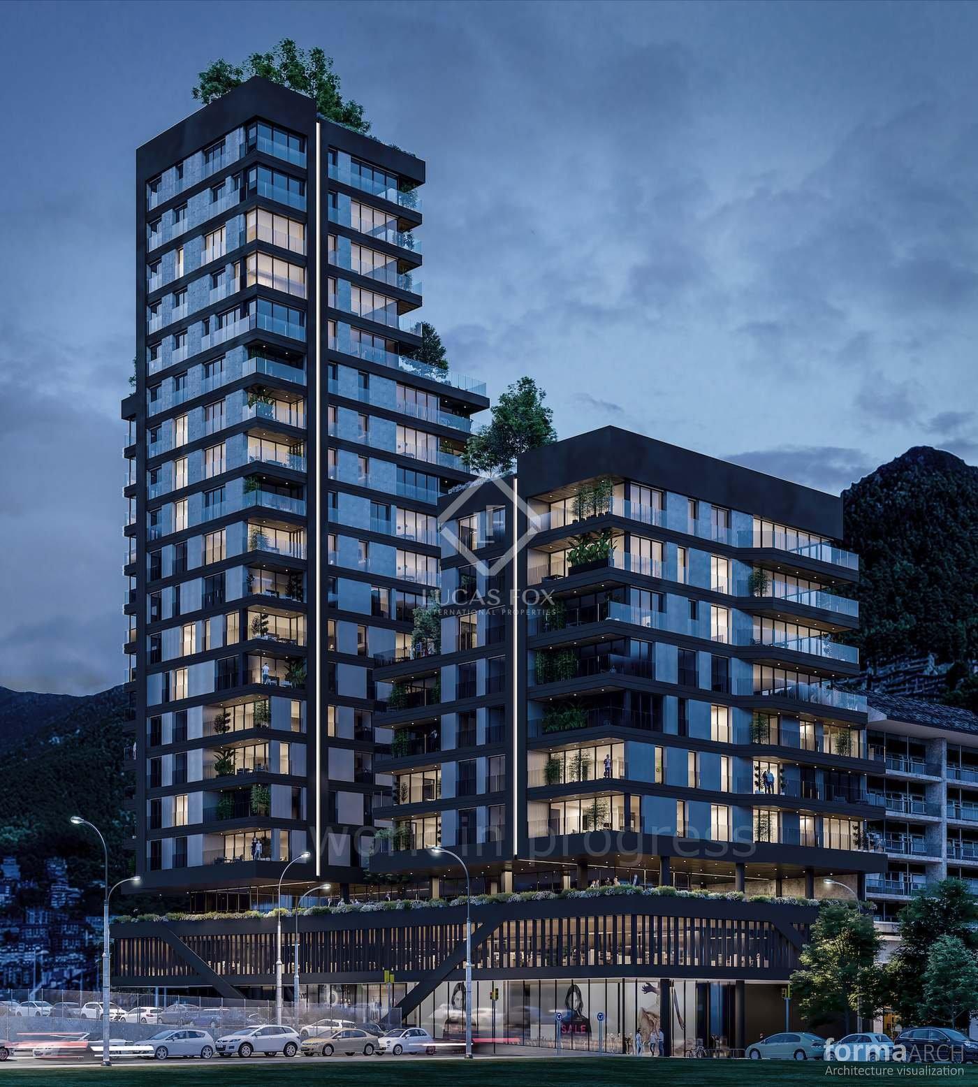 Apartment in Escaldes-Engordany, Escaldes-Engordany, Andorra 1