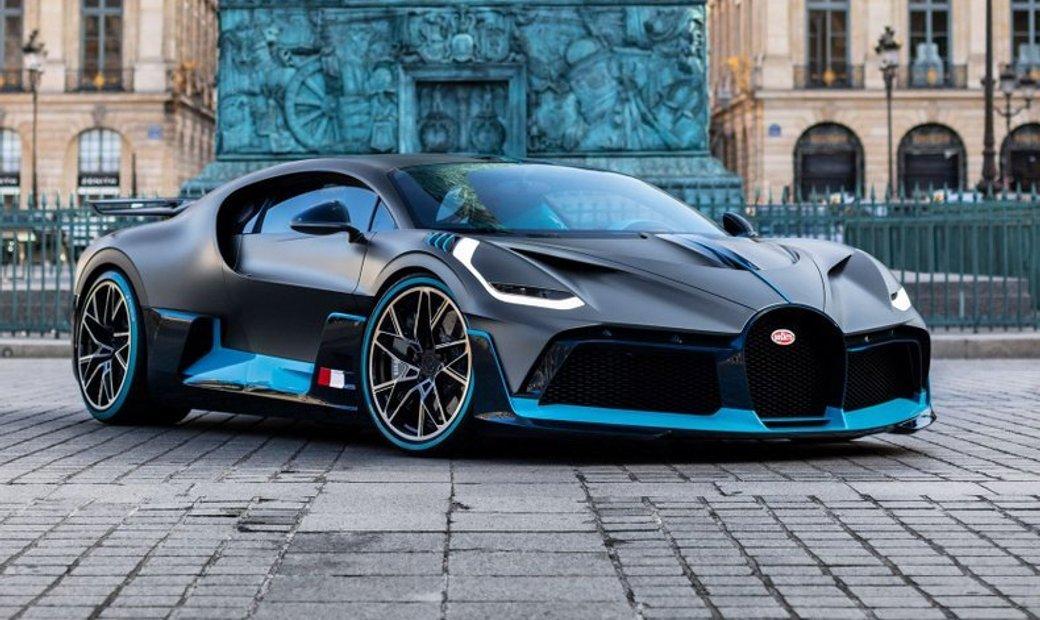 2020 Bugatti Divo in Boca Raton, United States for sale (10701524)
