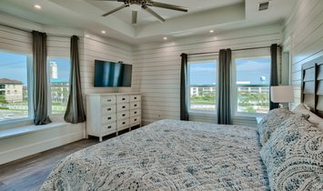 Remodeled Gulf Front Escape With Private Pool