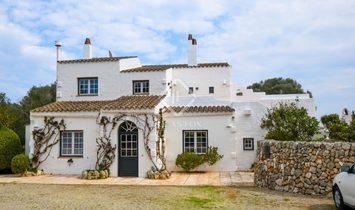 Es Castell Country house