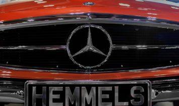Mercedes-Benz 280 SL Pagoda in Autumn Fire by Hemmels