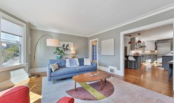 Reimagined Outer Richmond Home