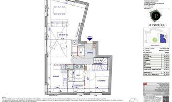 Sale - Duplex Lyon 8ème