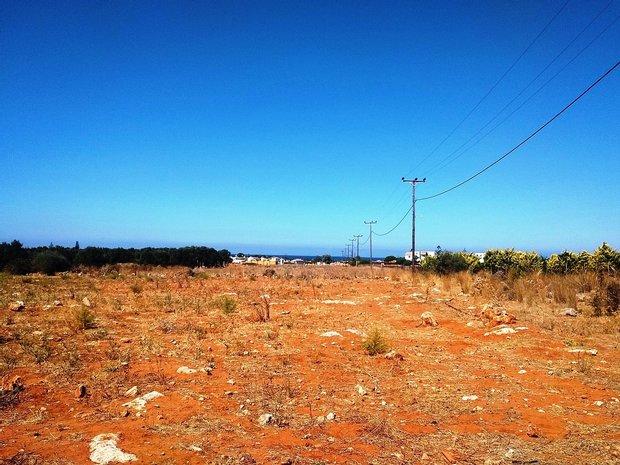 Land in Stavros, Greece 1