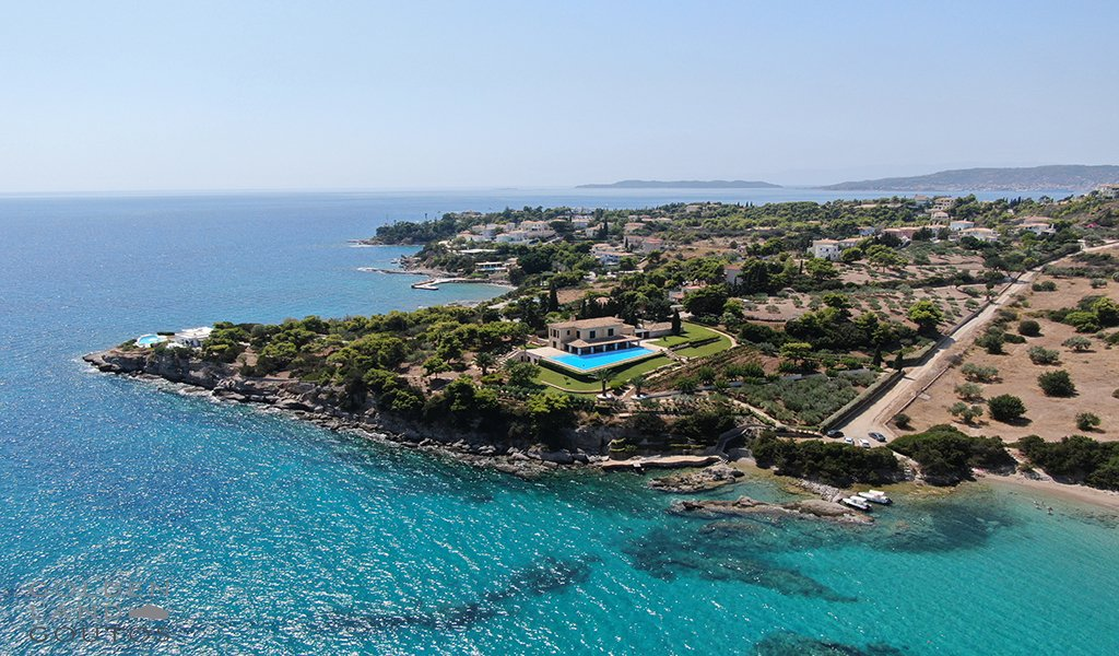Villa in Porto Cheli, Greece 1