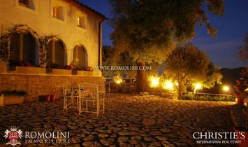 Tuscany - PERIOD RESIDENCE HISTORICAL HOME FOR SALE IN MONSUMMANO TERME