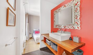 Boulogne - A superb duplex apartment