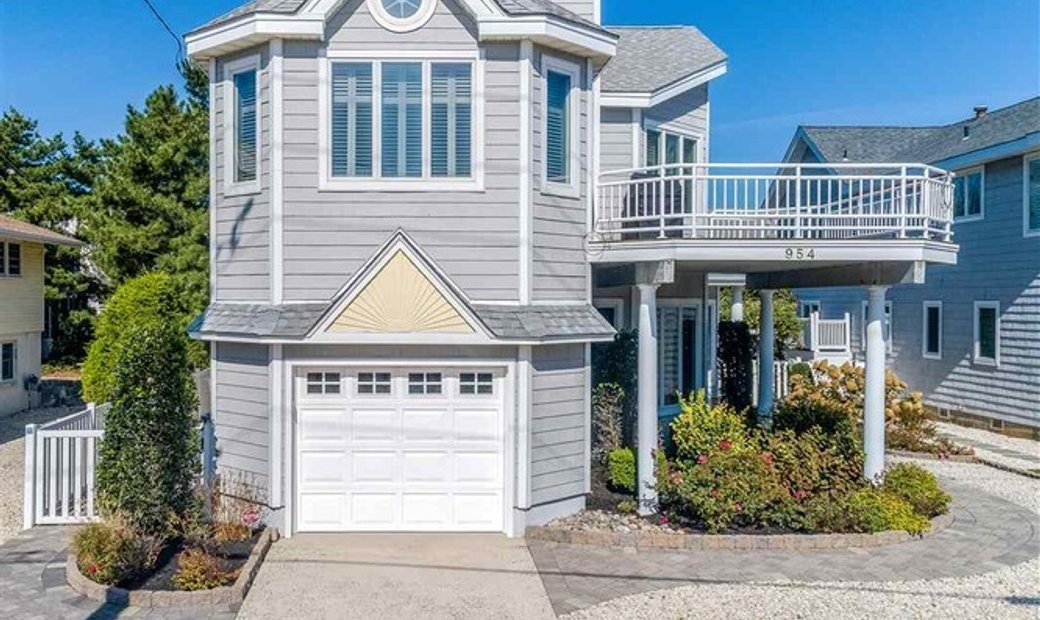 Two Story, Upside Down, Single Family - Avalon, NJ