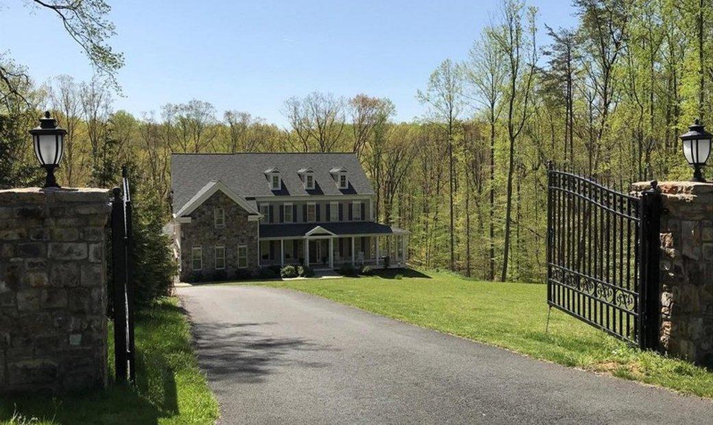 Detached, Single Family - CLIFTON, VA