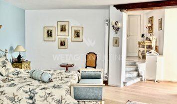 Wonderful apartment with garden, terrace & Lake Lugano view