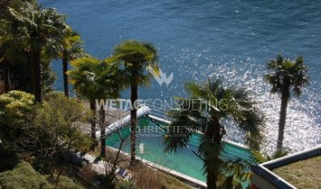 """Apartment house """"Villa Cipressi"""", penthouse apartment with boat place"""