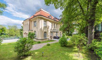 Grand 1920s Villa in The Diplomatic Quarter of Prague