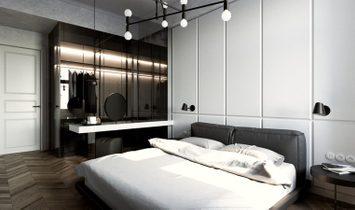 Contemporary Designer Apartment in Vinohrady, Prague 2