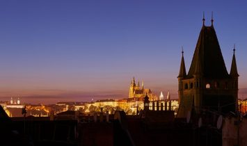 Luxury Living with the Historic Core of Prague at Your Fingertips (Josefov, Prague)