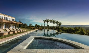 Provence style estate in the prestigious Fazenda Boa Vista community
