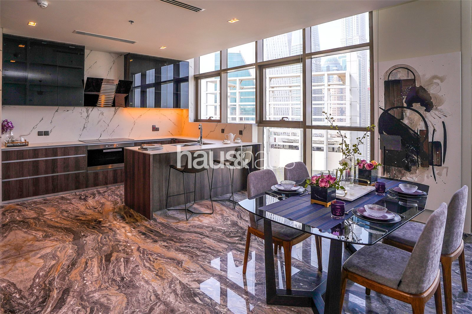Penthouse in Dubai, United Arab Emirates 1