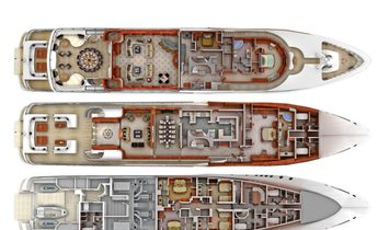 SOVEREIGN 180' (54.86m) Newcastle Shipyard 2011/2020