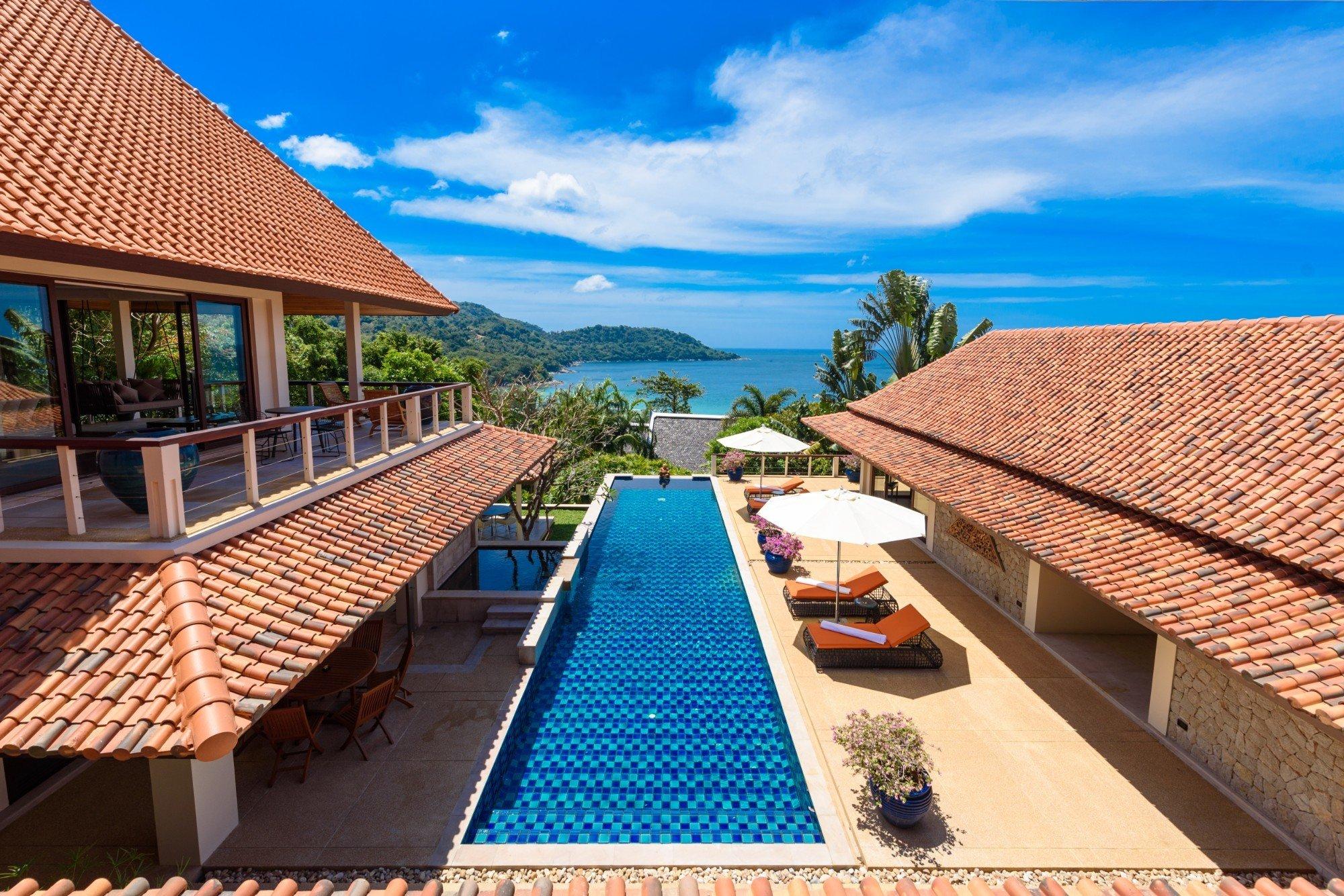 Villa in Karon, Phuket, Thailand 1