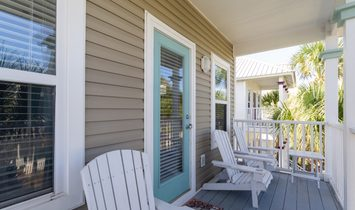 Lovely Beach Home Located In Gulfside Cottages Near Pool