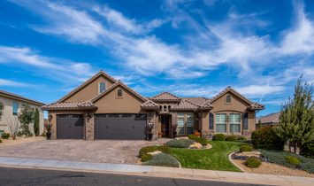Masterfully Crafted Custom Home