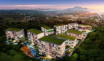 Wyndham La VIta (VIP Mercury) CondomInIum - Hotel Investment Property near RawaI Beach