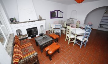 Algarve, Carvoeiro for sale 9 bed villa full of character with 1 bed apartment & pool only 350m from