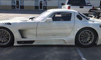 2013 Mercedes-Benz SLS GT3