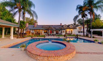 Rancho Matilija Luxury Estate