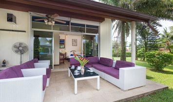Large 4-Bedroom Pool VIlla on 2,400 sqm. Land In Pasak