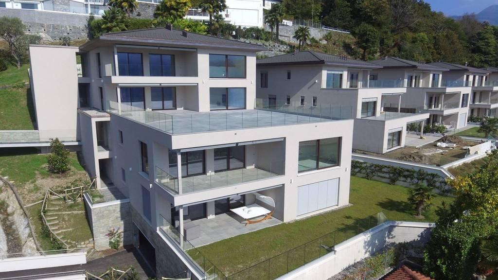 House in Brione sopra Minusio, Ticino, Switzerland 1