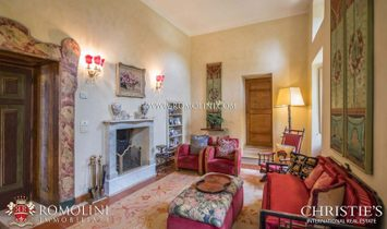 Tuscany - LUXURY VILLA FOR SALE IN TUSCANY