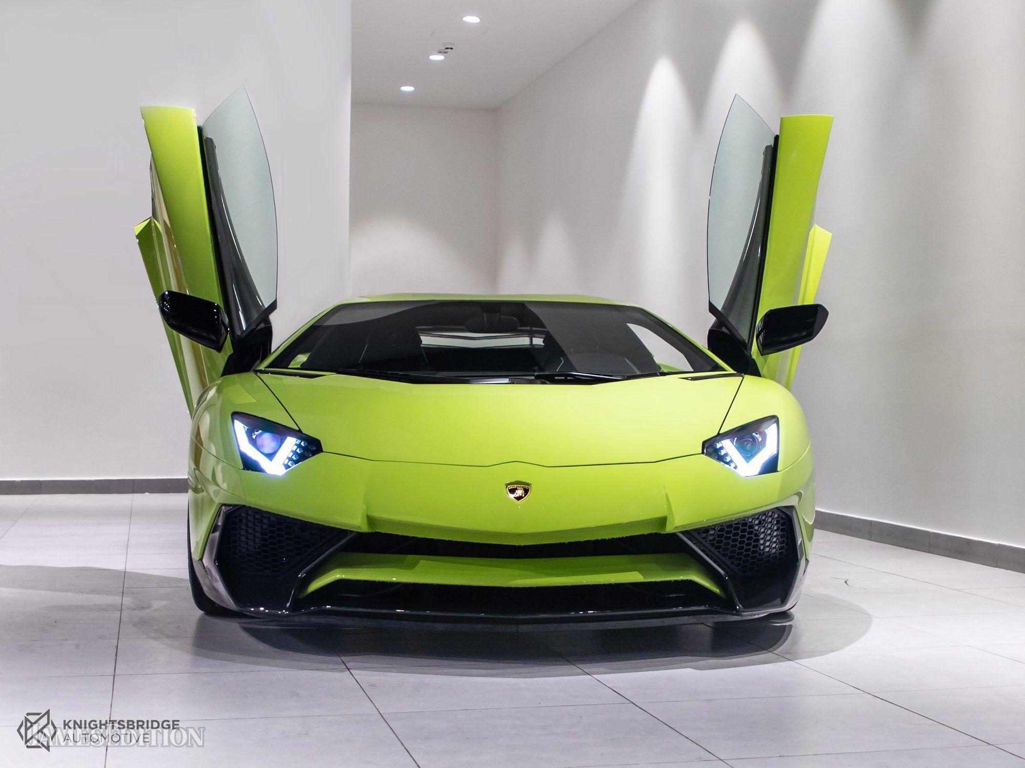 2017 Lamborghini Aventador In Doha, Qatar For Sale (10729829