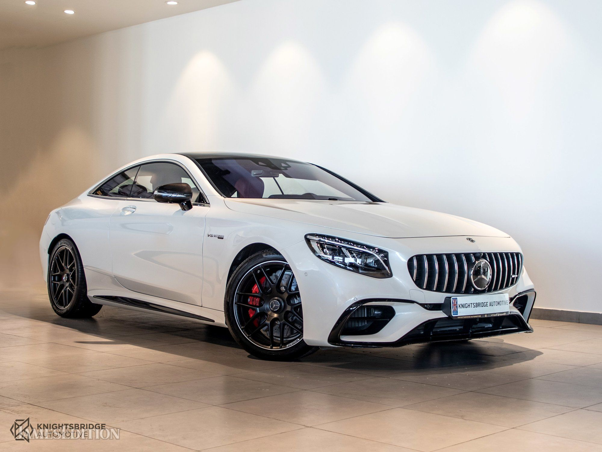 2019 Mercedes-Benz S 63 In Doha, Qatar For Sale (10729868