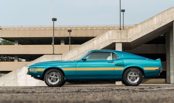 1969 Ford Mustang Shelby GT350 rwd