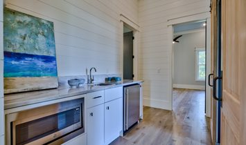 New Home In Seagrove Beach With Pool