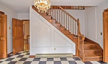 Well Built Colonial With Huge Potential