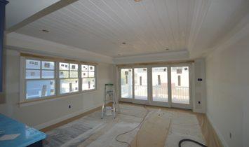 New Construction On A Corner Lot