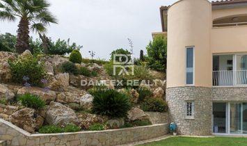 Villa with sea and mountain views in Calonge. Costa Brava