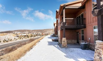 Best Location & Finishes In Black Rock Ridge; Panoramic Ski Run Views