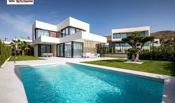 Villa a Golf Badia, Comunità Valenzana, Spagna 1