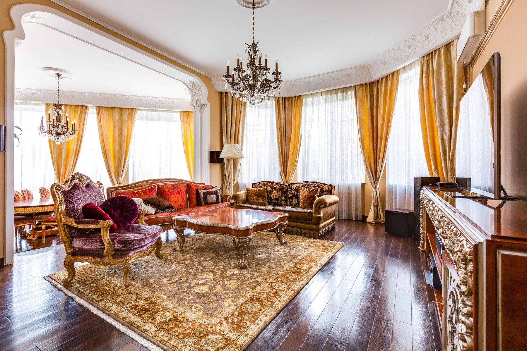 House in Pozdnyakovo, Moscow, Russia 1