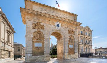 Montpellier Arc De Triomphe   Building
