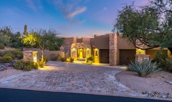 House in Scottsdale, Arizona, United States of America