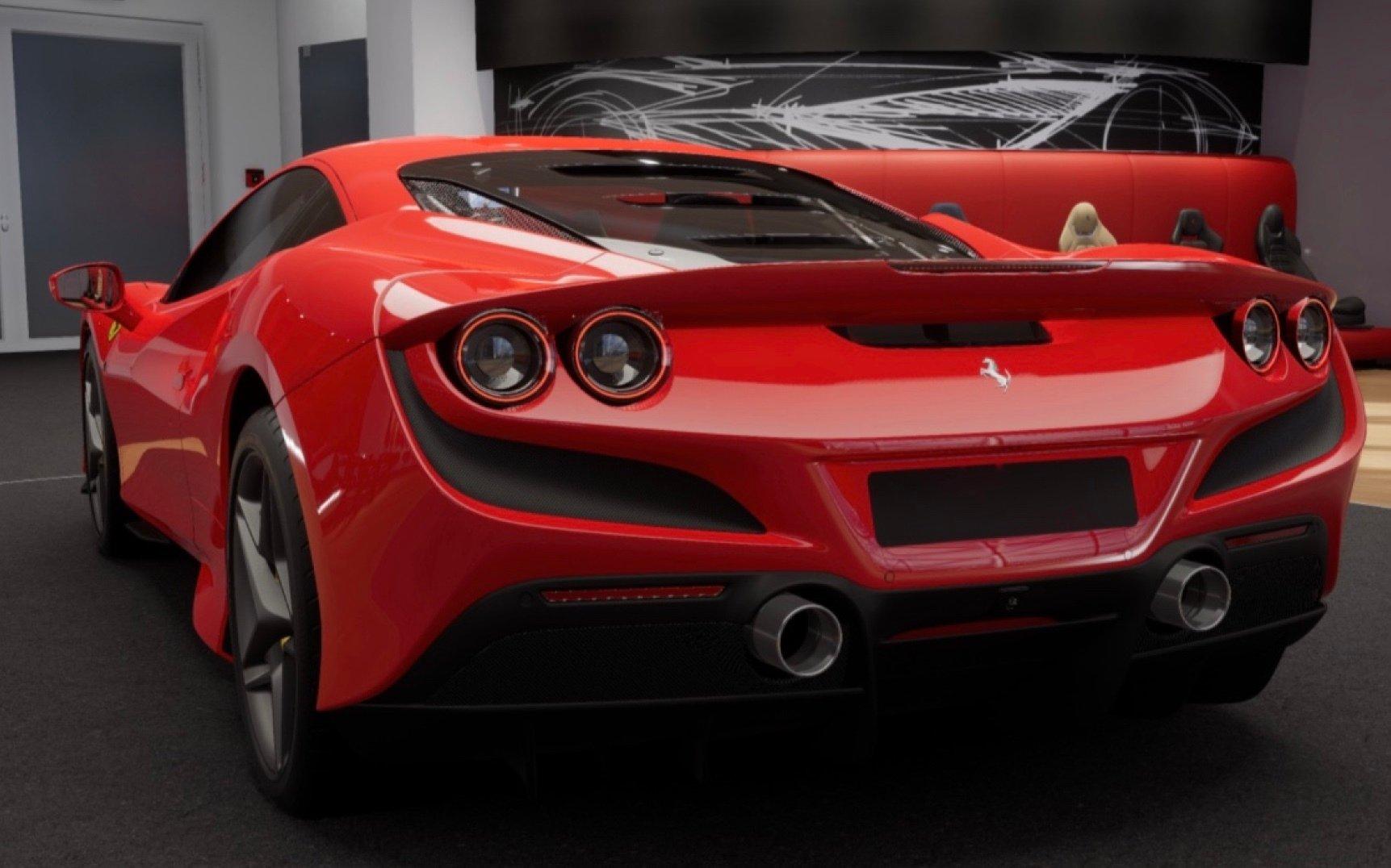 2020 Ferrari Ferrari F8 Tribute in Milan, Italy for sale