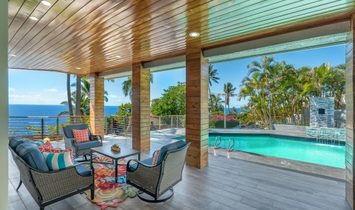 Welcome to Lumahai Villas! Magnificent estate with Sweeping panoramic ocean views