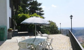 Brunate lakeview villa b&b for sale