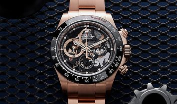Rolex [NEW] Daytona 'La Barrichello' Rose Gold by Artisans de Genève